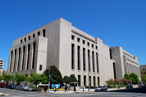 H. Carl Moultrie Courthouse, 500 Indiana Avenue, N.W.