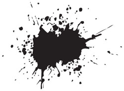 ink-stain